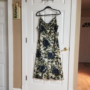 Sexy Silky Maxi Dress